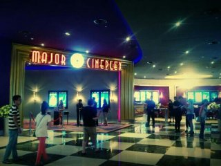 Major Cineplex © Ratha Sum