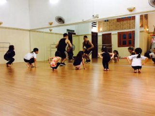 Dance World © Dance World Cambodia