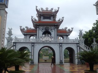 Ngoc Am temple