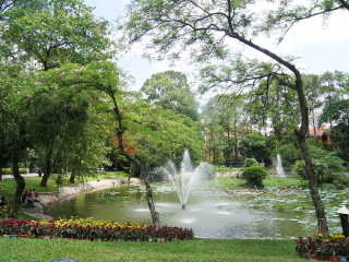 Zoo and Botanical Gardens © Hoangvantoanajc