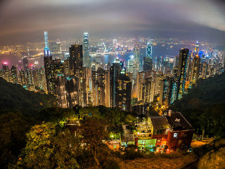 4 Days 3 Nights Hong Kong Sample Itinerary © Lily