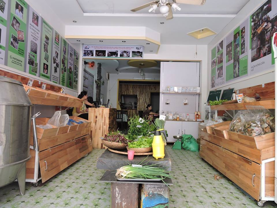 Hue Local Farmer's Direct Sales Store In Hue Shopping In Hue Classy Home Interiors Direct Sales