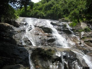 Nhi Ho Waterfall