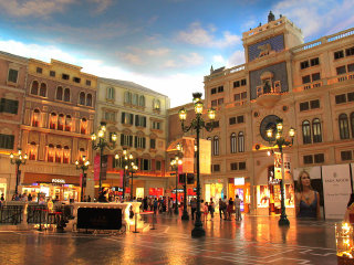 Macau budget one-day trip for backpackers