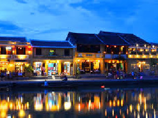 Hoi An Ancient Town from Da Nang