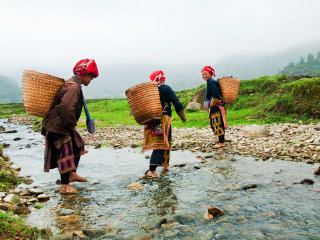 Authentic Sapa Walking Tour