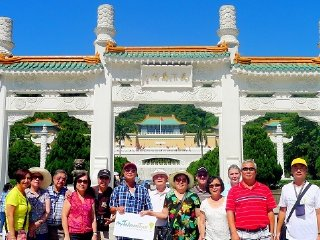 Taipei City Half-Day Tour © My Taipei Tour