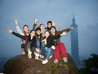 Four Beast Mountains Hike Trip © TAIWAN ADVENTURE TOUR
