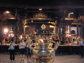 Longshan Temple © Jack French