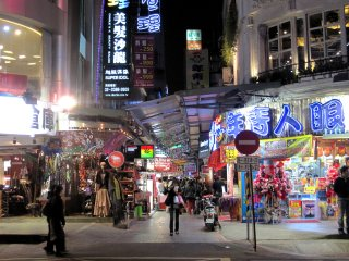 Ximending Night Market © Multivariable