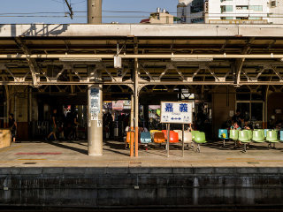 Chiayi Station © billy1125