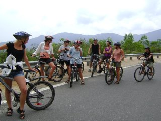Nha Trang Cycling And Kayaking Tour © Vietnam Real Travel