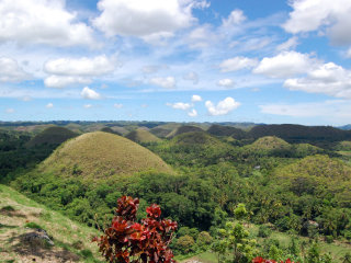 Chocolate Hills © dahon