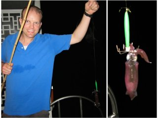 Nha Trang Night Fishing For Squid © Friendly Travel Nha Trang