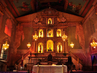 Baclayon Church © projectkisame