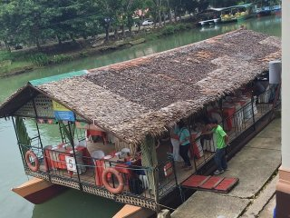 Loboc Riverwatch Floating Resto © Joan Joyce Vicente