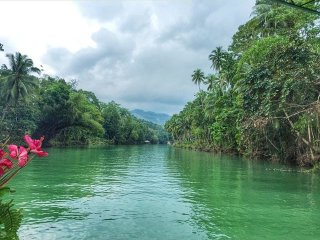Loboc Riverwatch Floating Resto © Peter Doping