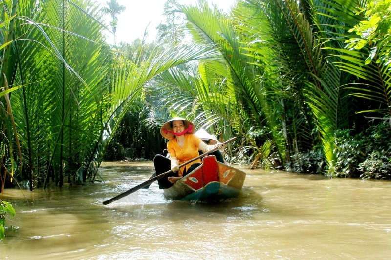 Mekong Delta Speed Boat Tour