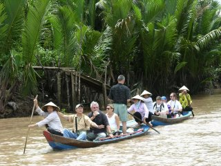 Mekong Delta Speed Boat Tour © Saigon river express