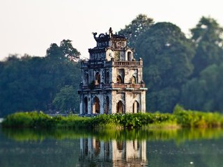 Hanoi City Tour Including Water Puppet Show and Cyclo Ride © infoyourlocalbooking