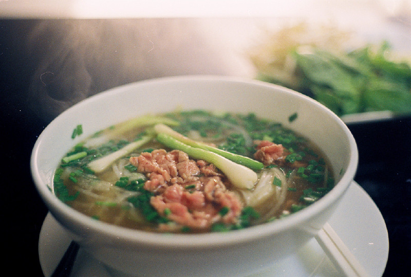 The Pho Trail - a morning walking tour