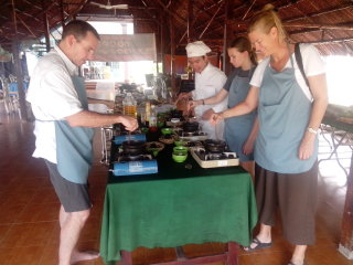 Hot ,Crazy ,Funny and Exciting Activities in HCM Agricultural Villages © Ho Chi Minh Cooking Class