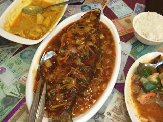 Kunming Islamic Food