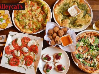 Alleycat's Pizza © Alleycat's Pizza