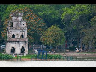 Motorcycle Tours: Around Hanoi City