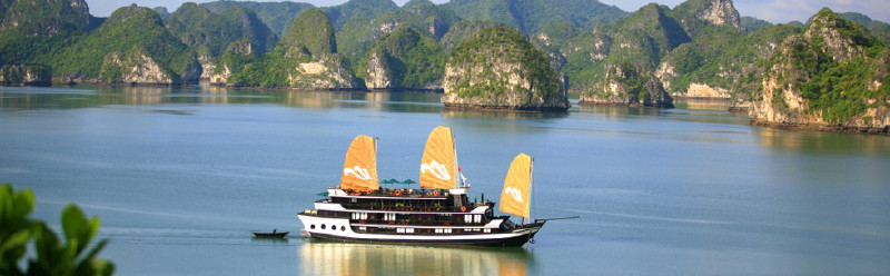 Paradise Luxury Cruise 2D1N HaLong Bay