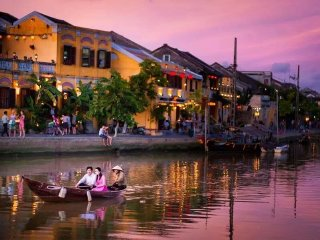 Mỹ Sơn Valley and Hoi An Full-Day Tour from Hue