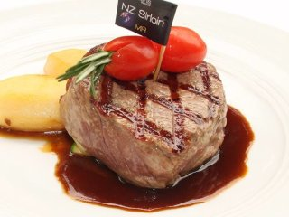 Jacksons Steakhouse © Jacksons Steakhouse Hanoi Vietnam