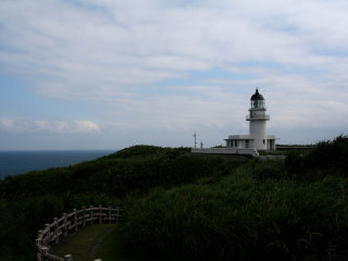 Sandiaojiao Cape Lighthouse © Matt Chang