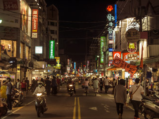 Chiayi Wenhua Road Night Market