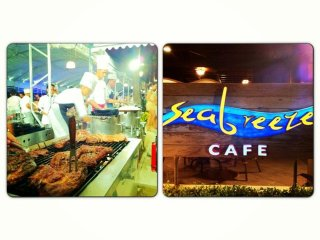 Boracay Regency's Sea Breeze Cafe
