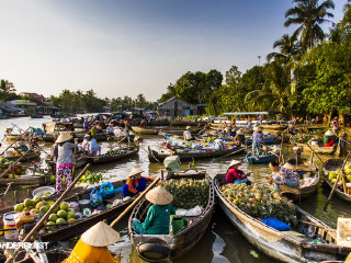 Ben Tre Day Tour