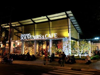 Danang Souvenir Shop and Cafe