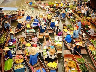 Floating Market Tour © Can Tho Food Tour
