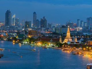 Dinner Cruise (Chao Phraya Dinner Cruise)