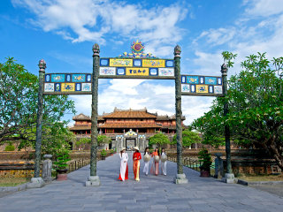 Full day Hue tour with cooking class