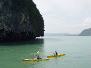 Phang Nga Self Paddle