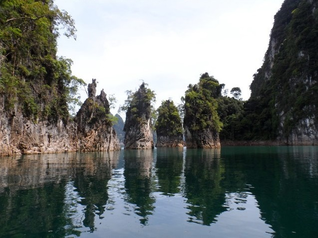 Khao Sok - Cheow Lan Lake Expedition (3 Days 2 Nights)
