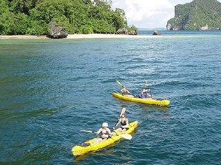 Phang Nga Budget Camp (2 Days 1 Night)