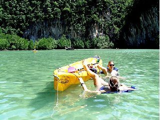 Phang Nga Budget Camp (3 Days 2 Nights)