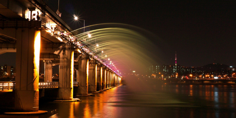 Banpo Rainbow Bridge