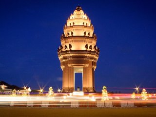 Phnom Penh Night Ride