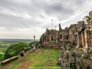 Phnom Chisor and Takeo Countryside Adventures © phnomenhcycletour
