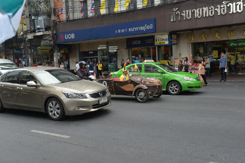 Popular Transfer In Bangkok