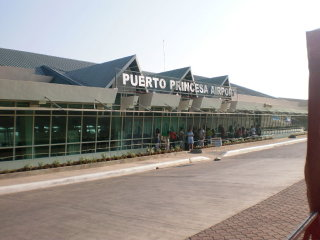 Puerto Princesa International Airport © Helen Ha