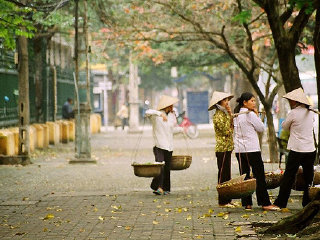 Itinerary: 5 day trip in Hanoi for a  couple © Emily